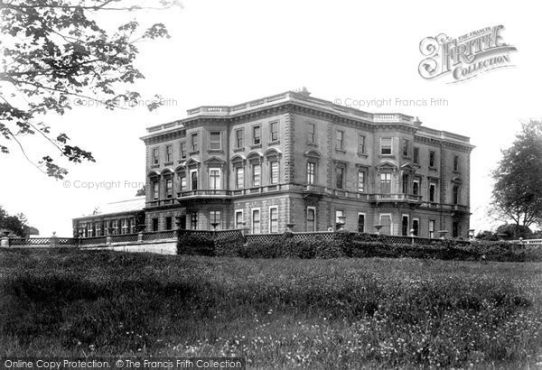 Photo of Dorking, Denbies Mansion 1905