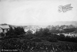 Dorking, From The Nower 1890