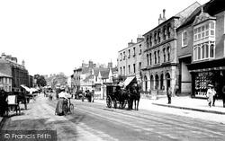 Dorking, High Street 1905
