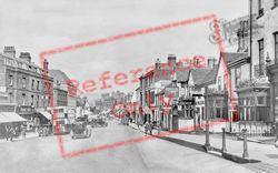 Dorking, High Street 1932