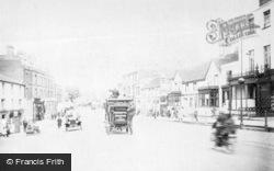 Dorking, High Street c.1905