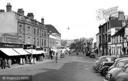 Dorking, High Street c.1955