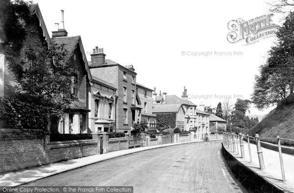 Photo of Dorking, Horsham Road 1905