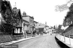 Dorking, Horsham Road 1905