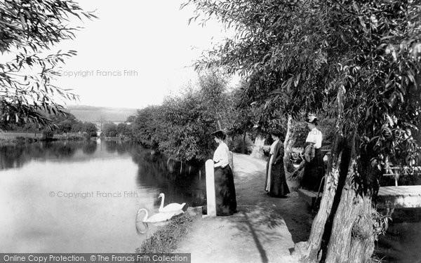 Dorking,Mill Pond 1906,Surrey