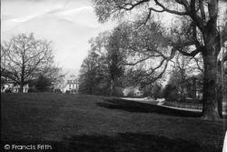 Dorking, Near Rose Hill 1891