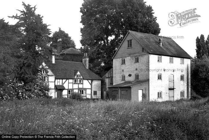 Dorking,Pixham Mill 1931,Surrey
