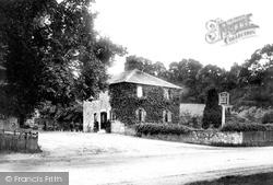 Dorking, Punch Bowl Inn 1907