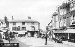 Dorking, South Street From High Street c.1922