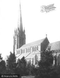 Dorking, St Martin's Church 1890