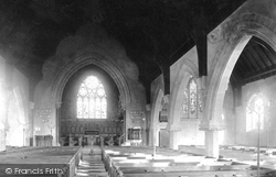 Dorking, St Paul's Church 1890