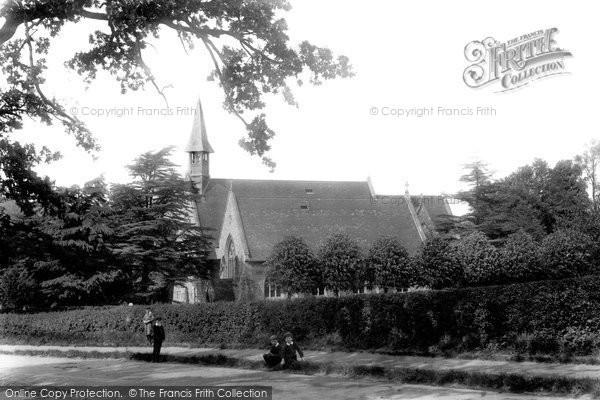 Photo of Dorking, St Paul's Church 1903