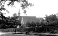 Dorking, St Pauls Church 1903