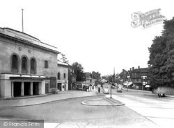 Dorking, The Dorking Halls 1936