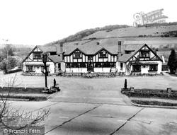 Dorking, The Watermill Restaurant c.1965