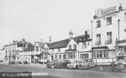 Dorking, The White Horse Hotel c.1960