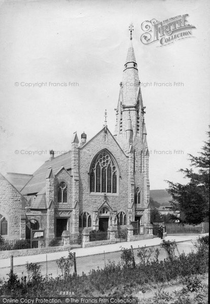 Photo of Dorking, Wesleyan Church 1905