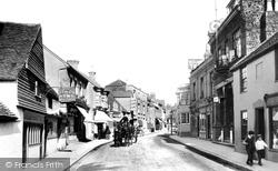 Dorking, West Street 1903