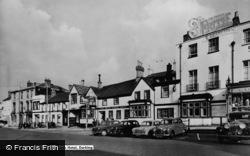 Dorking, White Horse Hotel c.1960