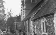 Dorney, Church of St James the Less c1955