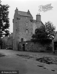 Dornoch, Castle 1952