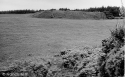 Dornoch, Proncy Castle 1952