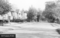 Avenue Road c.1960, Dorridge