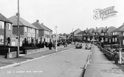 Dorridge, Hanbury Road c.1960