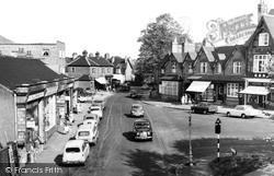 Dorridge, The Village 1961