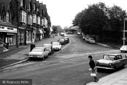 Dorridge, The Village 1967