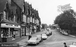 Dorridge, The Village 1967