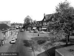 Dorridge, The Village c.1961