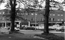Dorridge, The Village c.1965