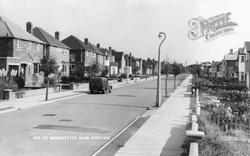 Dorridge, Woodchester Road c.1960