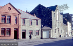 Fort Street And Lord Street 1973, Douglas