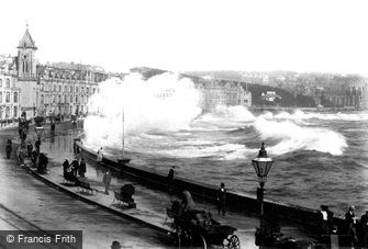 Douglas, Rough Sea 1903
