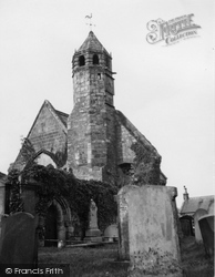 The Church Of St Bride 1949, Douglas