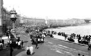 Douglas, the Promenade 1897