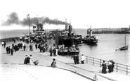 Douglas, Victoria Pier 1907