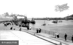 Victoria Pier 1907, Douglas
