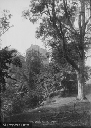 Doune, Castle 1899