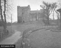 Doune, Castle 1948