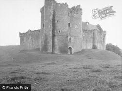 Doune, Castle 1951