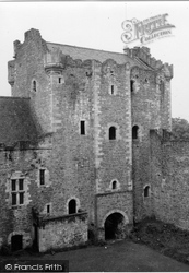 Doune, Castle, Great Tower 1951