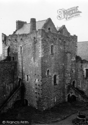 Doune, Castle, Kitchen Tower 1951