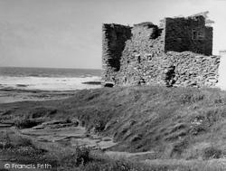 Dounreay, Castle 1952