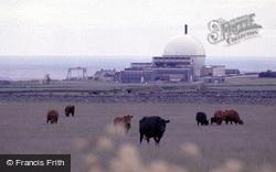 Dounreay, Nuclear Power Station c.1985, Dounreay Nuclear Power Development Establishment