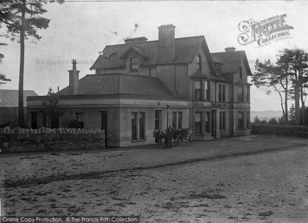 Dousland, Manor Hotel 1906