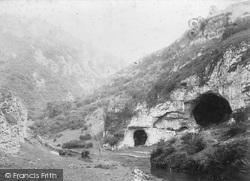 Dove Holes c.1880, Dovedale