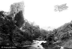 Ilam Rock 1894, Dovedale